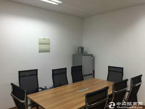 浦东张江纯写字楼2号线地铁出口长泰广场出租图片5