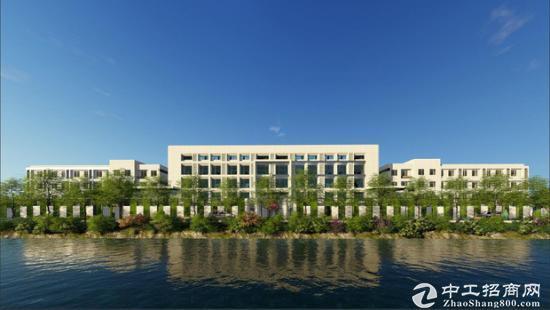 出租静海独栋国际商贸物流园大楼图片1