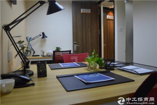 崂山出版大厦2至4人办公2000元全包