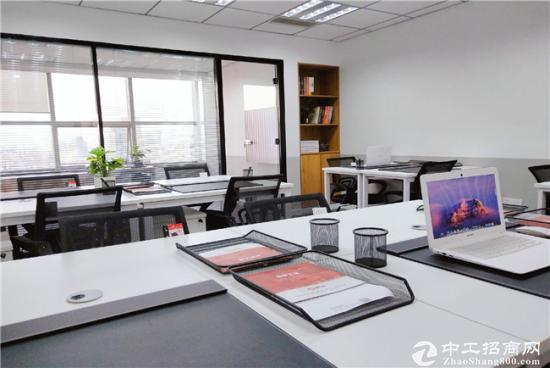 香港中路纯海景7至8人办公入驻可享3万补贴