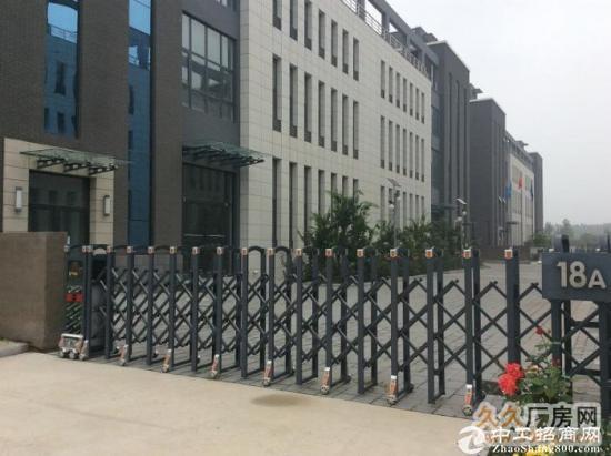 北京周边开发商直租【630㎡开间】精装办公室厂房