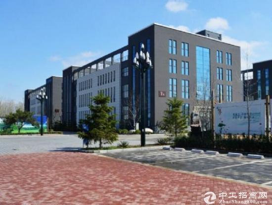 北京周边 开发商直租【630㎡大开间】精装办公室 厂房