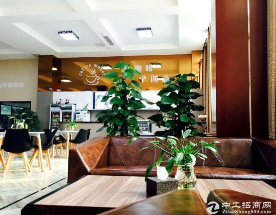 北京周边 开发商直租【630㎡大开间】精装办公室 厂房图片3