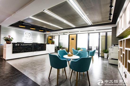 广州精装办公室出租,会议室出租,提供红本可注册挂靠