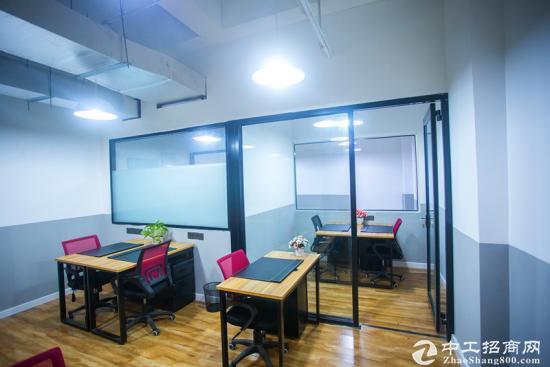 套间办公室——市南中心特价、精装、配套齐,享补贴