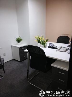 服务式办公室奢华体验尽在创联商务
