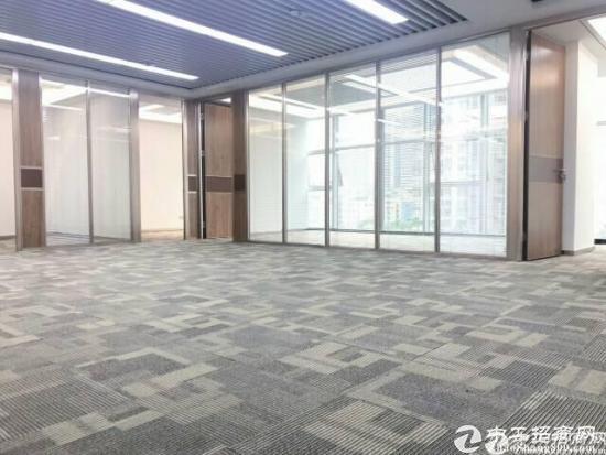 龙岗珠江广场空出358平方精装写字楼特价优惠