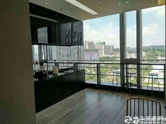 凤岗甲级写字楼天安数码城2000平精装修图片3