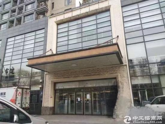 西城车公庄独栋商业楼4500平米整体招租