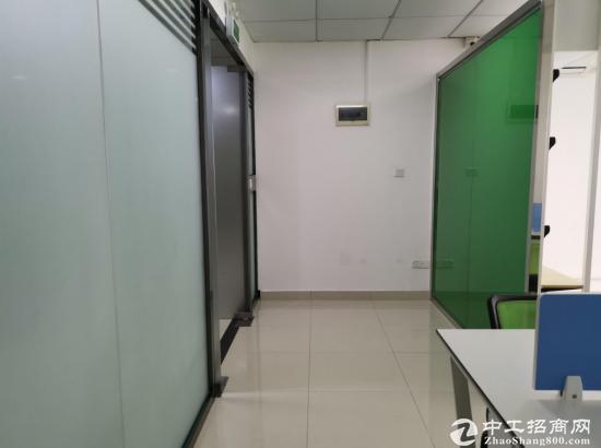 龙华站 天汇大厦 写字楼89平 55元 带空调家私