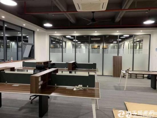 横岗六约办公室210平出租 新出图片6