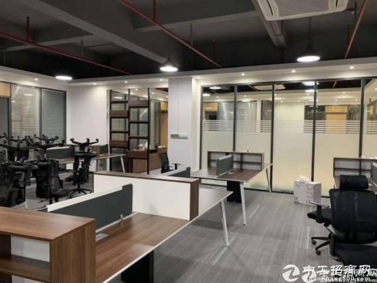 横岗六约办公室210平出租 新出图片2
