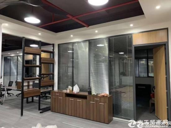 横岗六约办公室210平出租 新出图片4