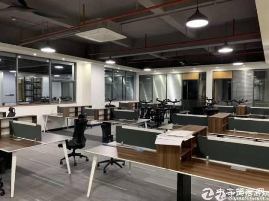 横岗六约办公室210平出租 新出图片5