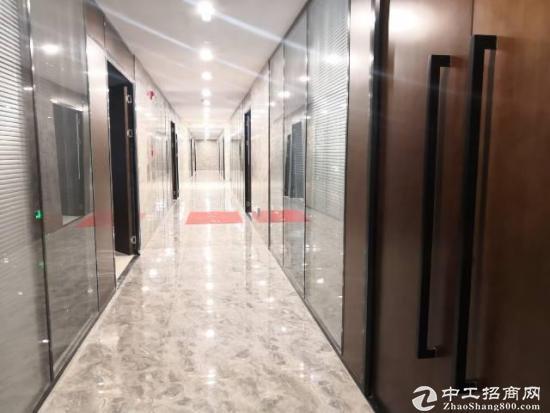 龙岗区南联出租世宏大厦105平精装修办公室