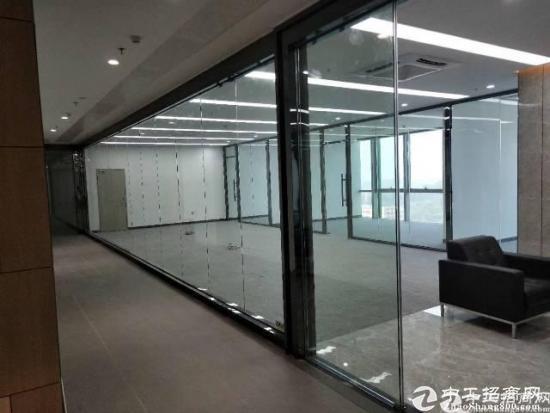 宝安中心区甲级写字楼100-400平米精装修出租