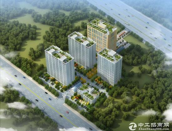 石家庄东开发区 4.8米层高 研发楼 办公楼 可贷款