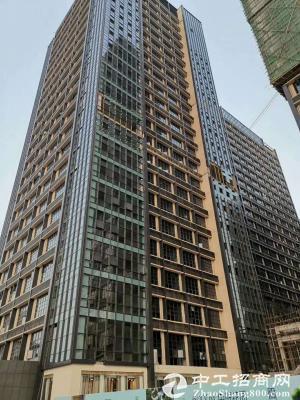 松岗高速出口开发商全新写字楼出售每户独立红本50年产权可按揭