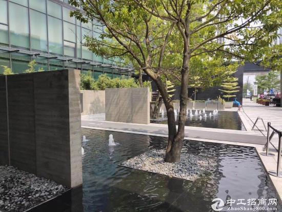 松岗地铁口红本甲级写字楼招租200平起出租精装写字楼招租 开发商直租