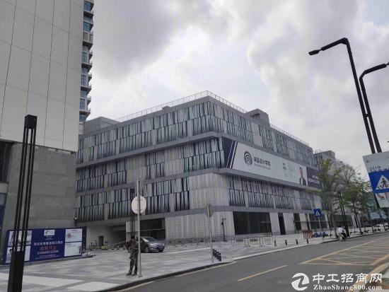开发商直租松岗地铁口全新红本甲级写字楼100平方起出租精装写字楼招租