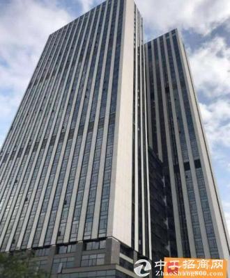 开发商直租松岗地铁口全新红本甲级写字楼出租200平方起精装写字楼招租