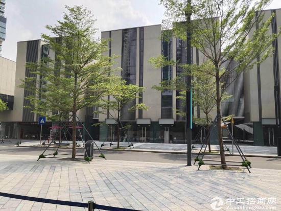 开发商直租松岗地铁口全新红本甲级写字楼招租200平方起精装写字楼出租