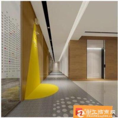 开发商直租松岗地铁口全新红本甲级写字楼出租100平米起精装写字楼招租