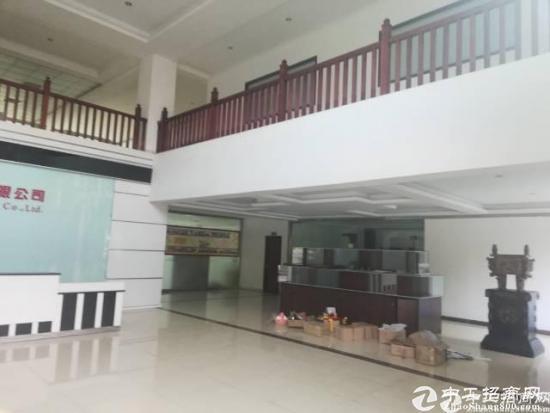 惠州博罗区原房东全新标准厂房出租13000平可