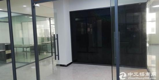 横岗地铁口写字楼50-1500平可分组