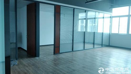 116平精装带2+1隔间,带全新办公家具,中央空调