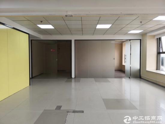 豪华装修!坪山大工业区楼上180平办公室出租!