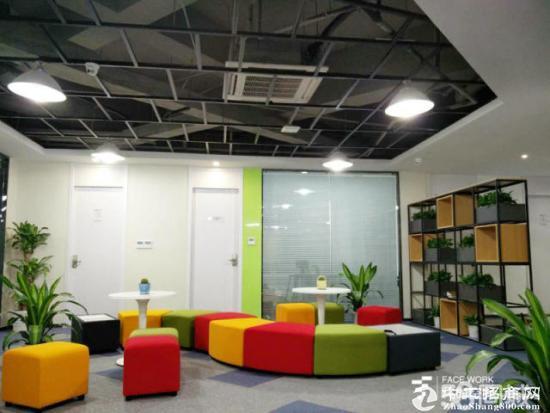 苏州中心旁服务式小型精装办公室出租拎包办公