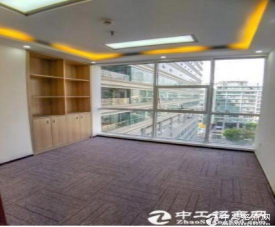 原房东急租坂田地铁高端写字楼,面积75-360m