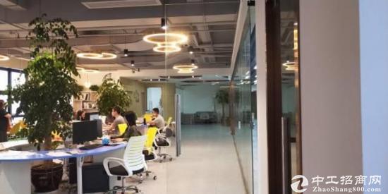 坂田地铁口75·125·275平米现成装修写字楼出租