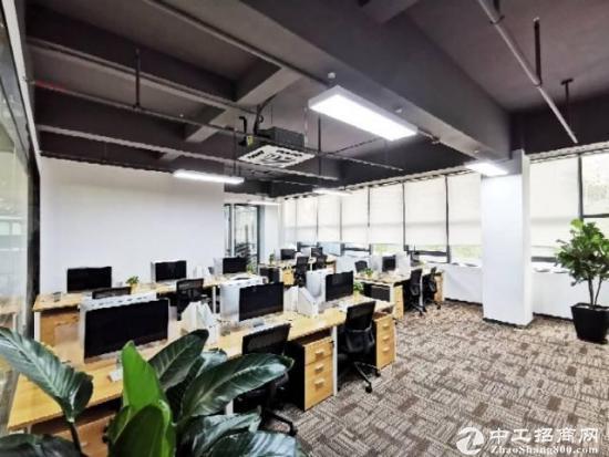 坂田吉华路旁75·125·275·500平米精装修写字楼出租
