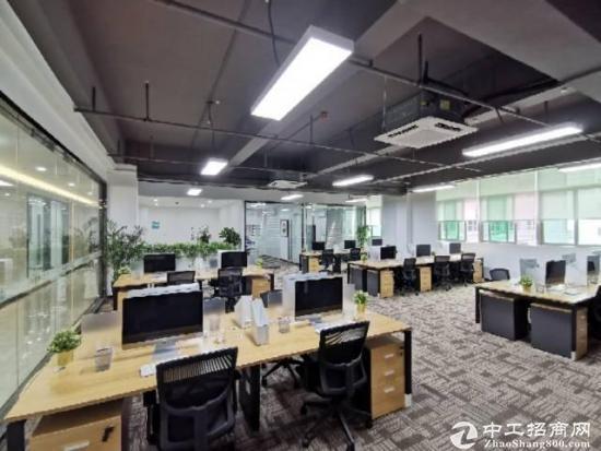 坂田吉华路原房东红本560平米精装修写字楼