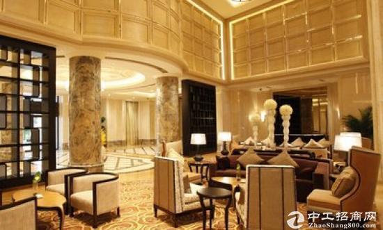 北京东城区五星级酒店整栋出售73000平米