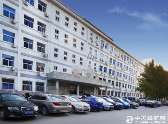 北京苏州街办公楼独栋出租12000平米