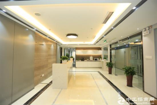 香港中路办公室1-6人间精装带家具