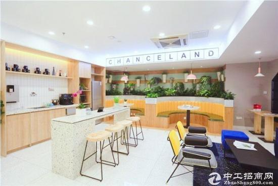 出租香港中路1-8人间办公室,可拎包入驻