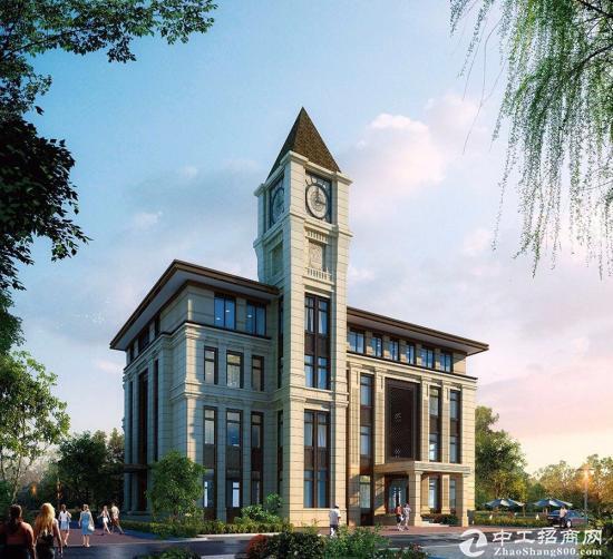 赛恩AI国际办公别墅 高端写字楼享受园区返税政策