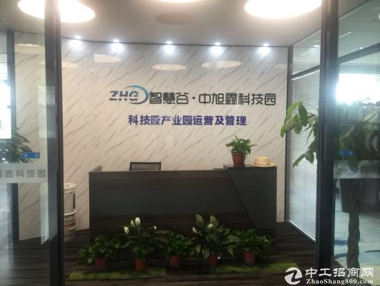 物业直招!中旭鑫50平首租、面积多选、 可注策可代账可代接收快件