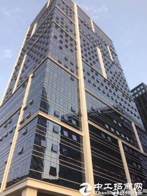 南山大学城精装修写字楼130/285/500平出租