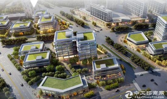 通州·万科云创天地售楼处1900平-6000平企业独栋出售