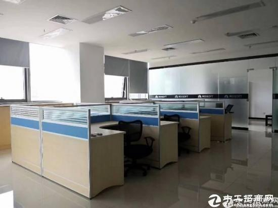 西丽大学城地铁口精装修写字楼200平320平556平精装修出租