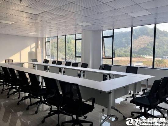 西丽地铁口精装修写字楼80平160平400平带家私出租