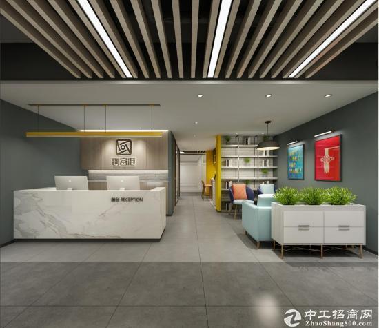 东城广渠门内附近写字楼出租包水电网费提供办公家具