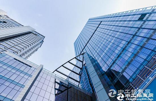 西丽地铁口30-320平甲级写字楼精装修带办公家私出租