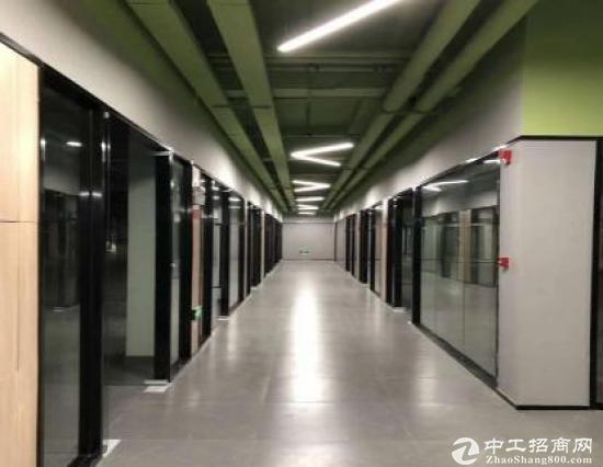 深圳福永沿江高速出口海景写字楼3900大小面积出售可分售