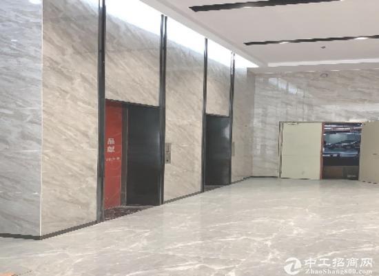 龙岗丹竹头地铁站新盘精装办公室60平起租图片6